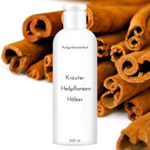 """Saunaduft Zimt 250 ml """"Kräuter Heilpflanzen Hölzer"""""""