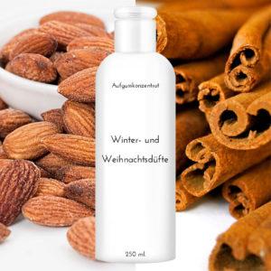 """Saunaduft Zimt-Mandel 250 ml """"Winter und Weihnachtsdüfte"""""""
