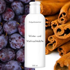 """Saunaduft Zimt-Pflaume 250 ml """"Winter und Weihnachtsdüfte"""""""