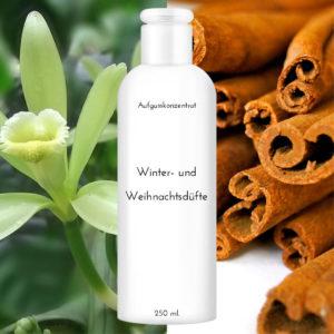 """Saunaduft Zimt-Vanille 250 ml """"Winter und Weihnachtsdüfte"""""""